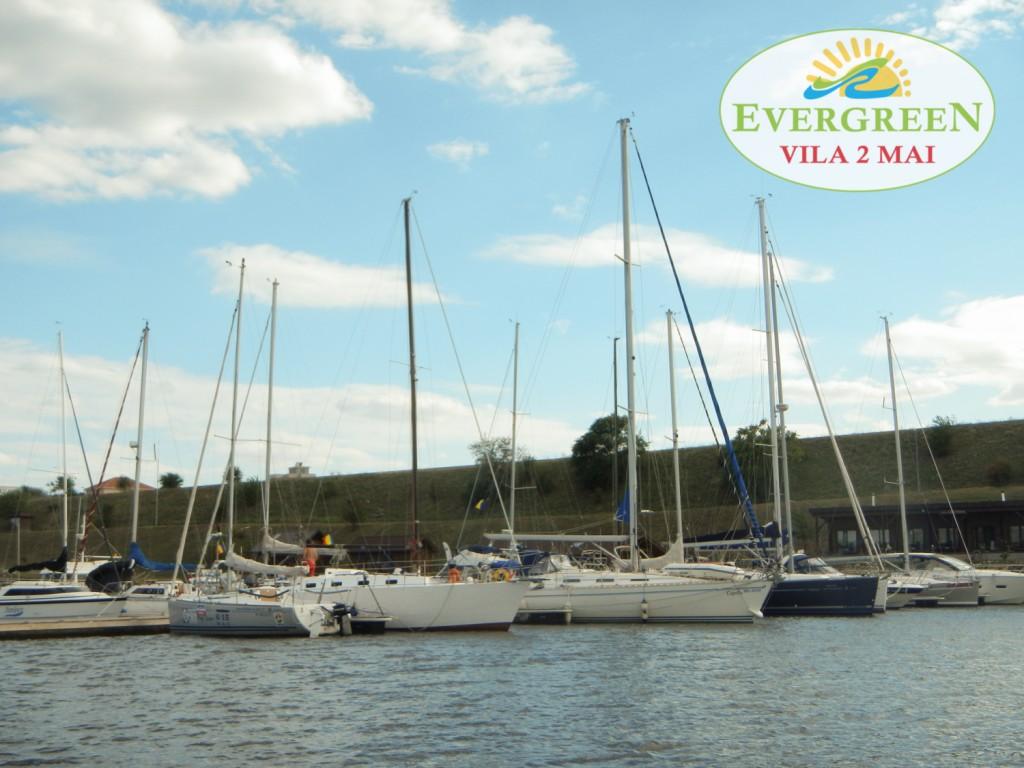 Lac Limanu, inchiriere echipament sporturi nautice