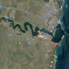 Harta Lac Limanu