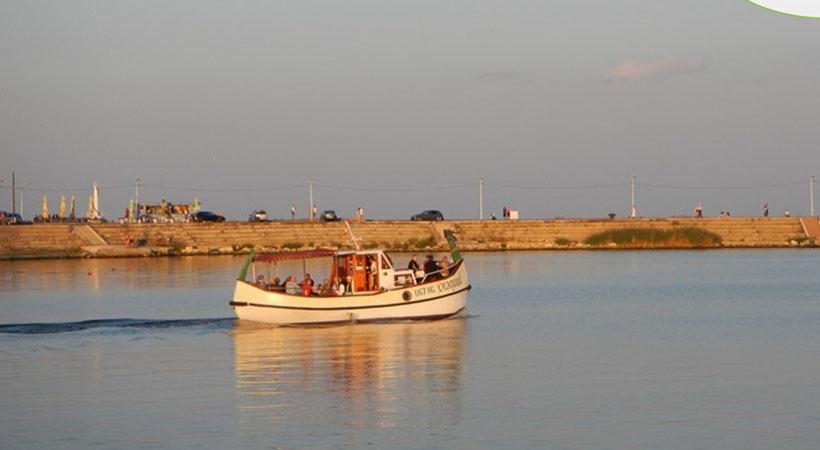 barca motor mangalia