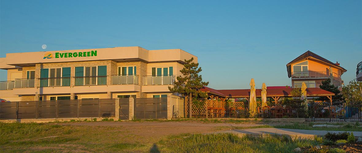 Vila Evergreen 2 Mai gazduieste 3 apartamente ideale pentru familii numeroase
