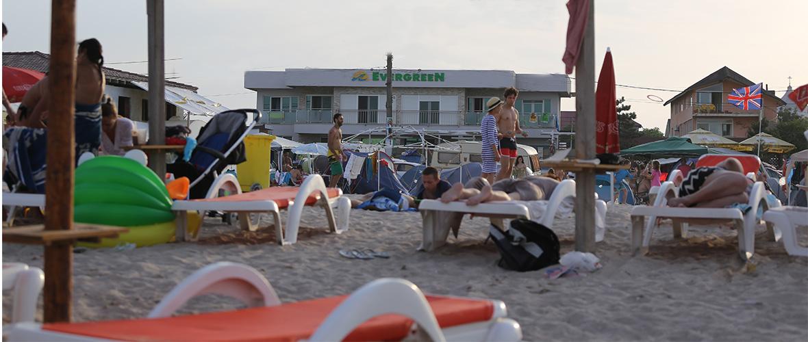 Vila Evergreen si Plaja 2 Mai